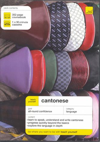 Cantonese Book + CD