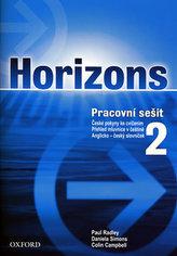 Horizons 2 Workbook CZ