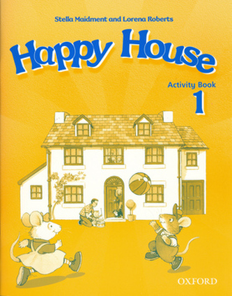 Happy House 1 AB - Falla Tim, Davies Paul A.