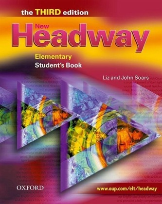 New Headway Elementary Studenťs Book - John a Liz Soars