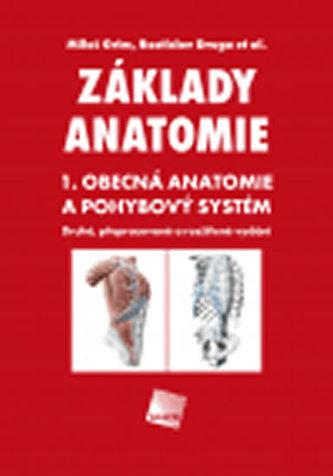 Základy anatomie 1 - Obecná anatomie a pohybový systém - Grim, Miloš; Druga, Rastislav