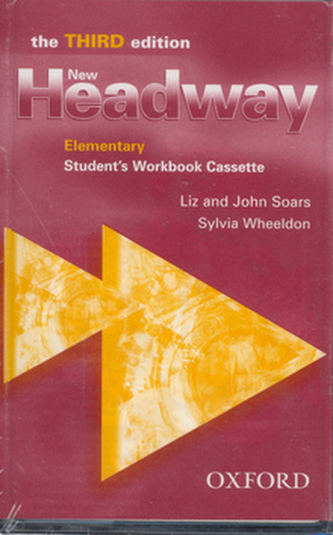 New Headway Elementary Studenťs Workbook Cassette