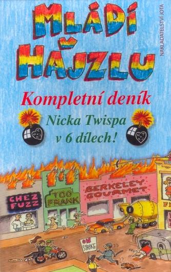 Mládí v hajzlu- Kompletní deník Nicka Twispa v 6 dílech