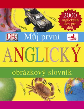 Můj první anglický obrázkový slovník