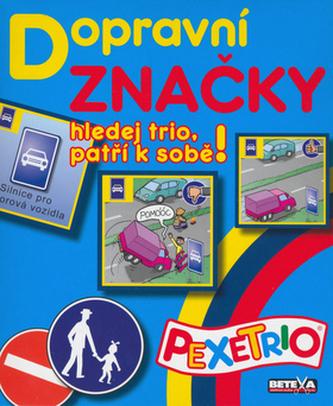 Pexetrio Dopravní značky