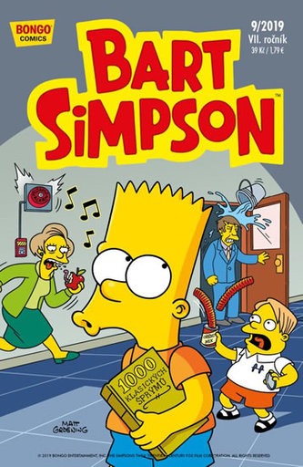 Bart Simpson - Kolektiv Autorů