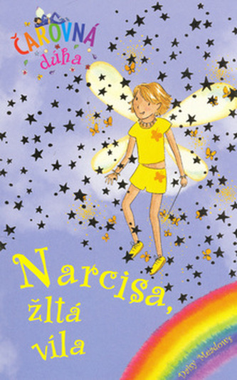 Narcisa, žltá víla SK