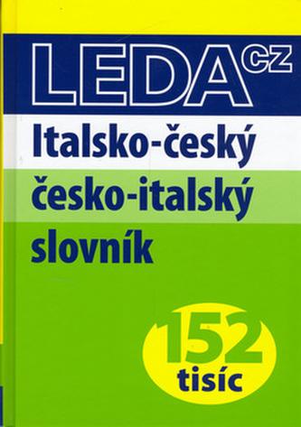 Italsko-český, česko-italský slovník - Jarmila Janešová