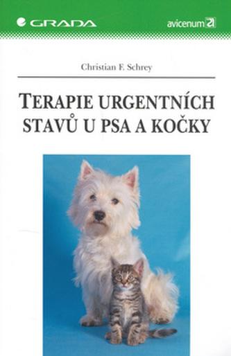 Terapie urgentních stavů u psa a kočky
