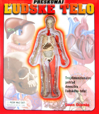 Preskúmaj Ľudské telo
