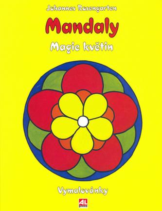 Mandaly Magie květin
