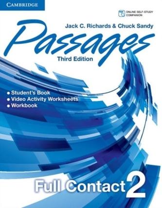 Passages Level 2 Full Contact - Richards, Jack C.