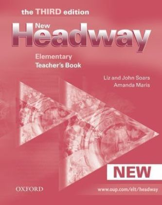 New Headway Third Edition Elementary Teacher´s Book - John a Liz Soars