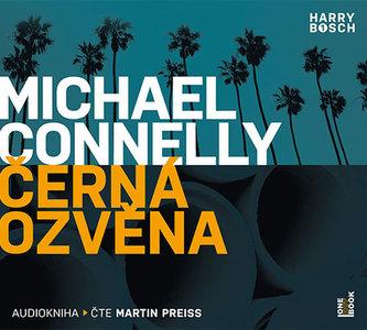 Černá ozvěna - CDmp3 (Čte Martin Preiss) - Connelly Michael
