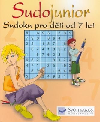 Sudojunior Sudoku pro děti od 7 let