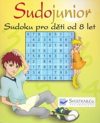 Sudojunior Sudoku pro děti od 8 let