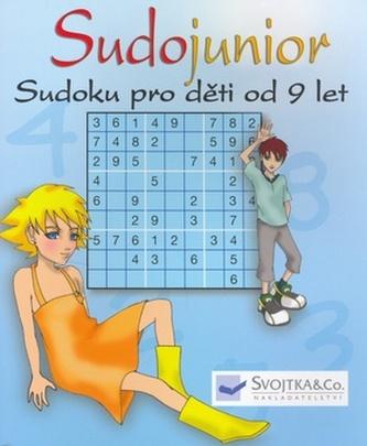 Sudojunior Sudoku pro děti od 9 let
