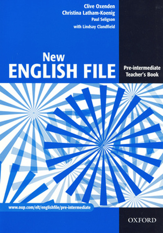 New English File preintermediate Teachers Book