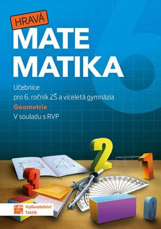 Hravá matematika 6 - učebnice 2. díl (geometrie)