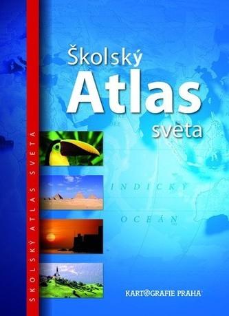 Školský atlas sveta (2. vydanie) - kolektiv
