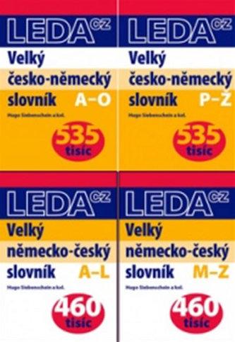 Velký česko-německý a německo-český slovník