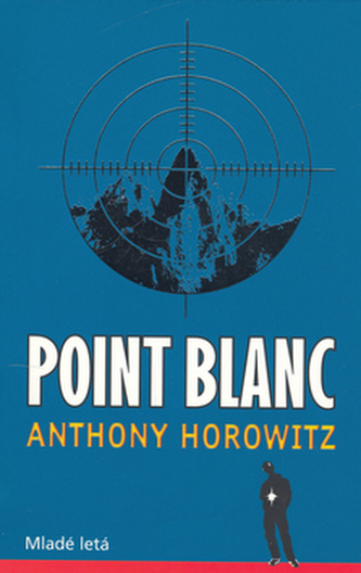 a literary analysis of point blank a book by anthony horowitz