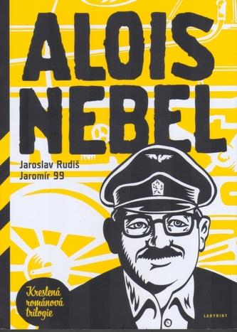 Alois Nebel - Kreslená románová trilogie