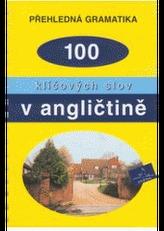 100 klíčových slov v angličtině