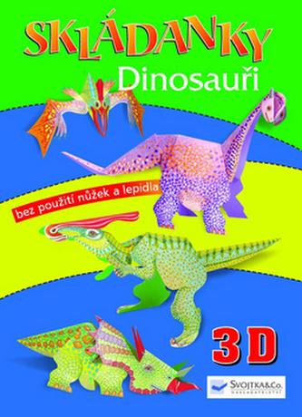 Skládanky Dinosauři