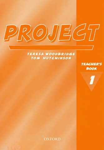 Project 1 Teacher's book