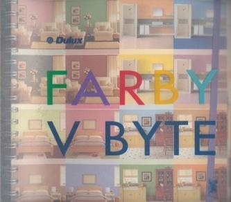 Farby v bytě