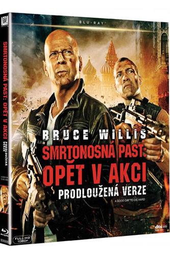 Smrtonosná past: Opět v akci Blu-ray