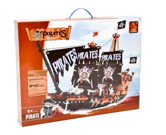 Stavebnice pirátská loď, 840 dílů