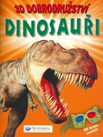 3D dobrodružství Dinosauři