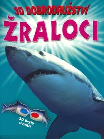 3D dobrodružství Žraloci