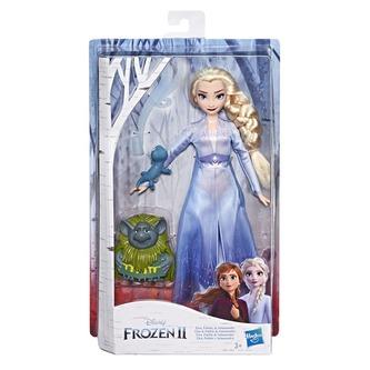 Frozen 2 Panenka Elsa s kamarádem
