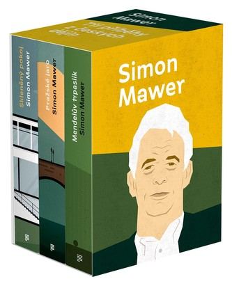 Simon Mawer box - Simon Mawer