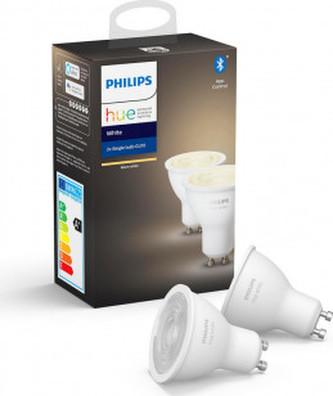 Hue Bluetooth 2x žárovka LED GU10 5.5W