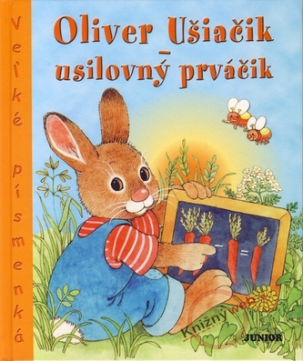 Oliver Ušiačik usilovný prváčik