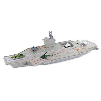 Letadlová loď se zvukem a světlem, 76 cm