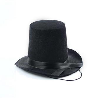 klobouk cylindr mini pro dospělé