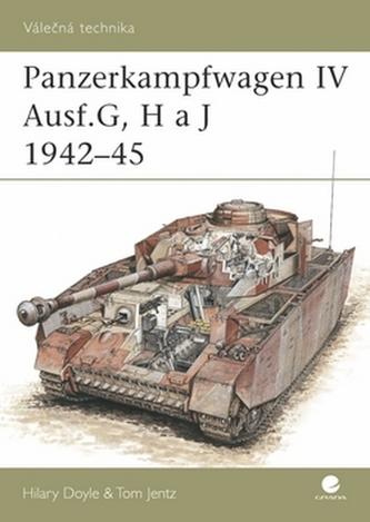 Panzerkampfwagen IV Ausf.G,H a J