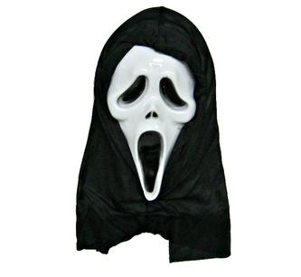 Maska duch Vřískot, Halloween