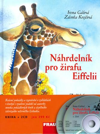 Náhrdelník pro žirafu Eiffelii + CD