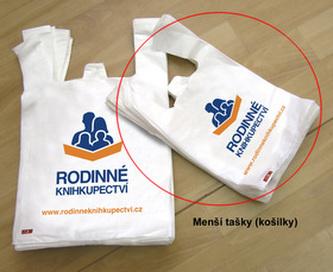 RK tašky malé 500 ks