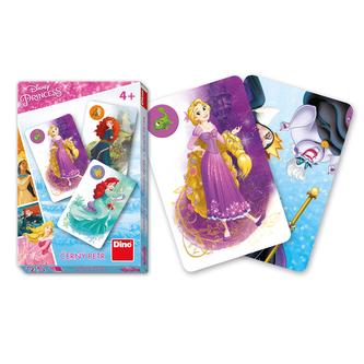 Karty Černý Petr - Disney Princezny