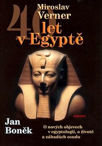 40 let v Egyptě - 2. vydání