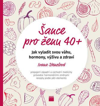 Šance pro ženu 40+ - Jak vyladit svou váhu, hormony, výživu a zdraví - Stenzlová Ivana