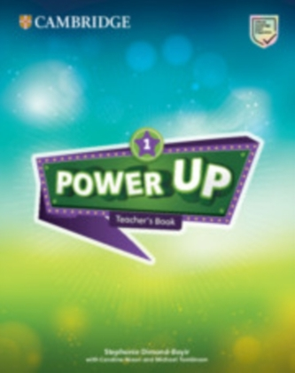 Power Up Level 1 Teacher´s Book - Nixon, Caroline