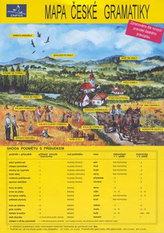 Mapa české gramatiky     INFOA
